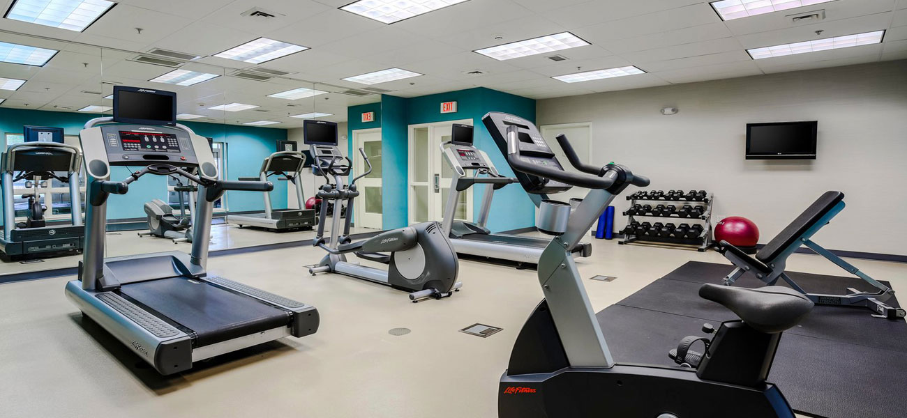 Energizing Workout Room